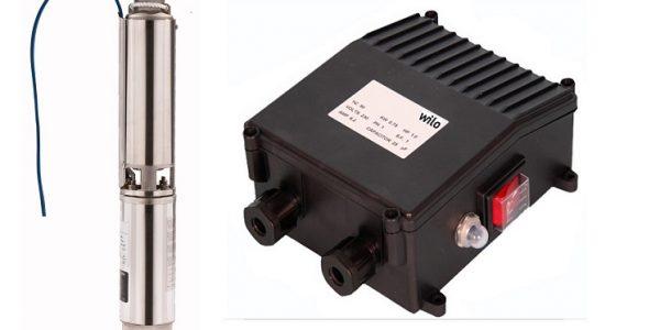 XIRO Control Box + Motor